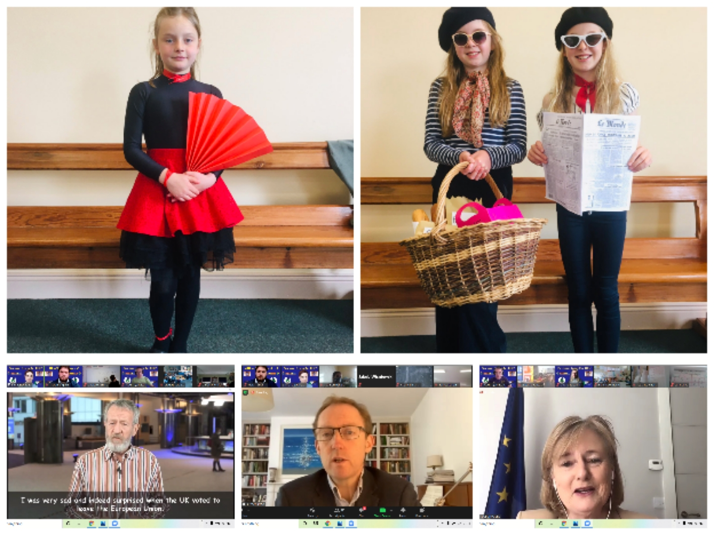 Transnational Europe Day quizzes 2021